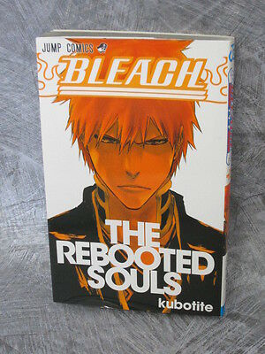 BLEACH Rebooted Souls Fanbook Art Works TITE KUBO Book Ltd