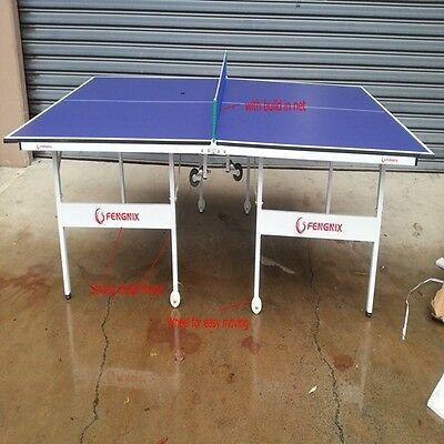 New Pro Table Tennis/Ping pong Table & Net sp-b18