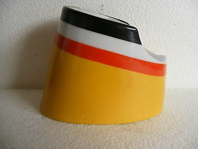Vintage Ashtray in shape of Shipping Co's Funnel.Holland America Line