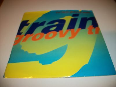 "The Farm- Groovy Train  7"" Vinyl 45Rpm Ps"