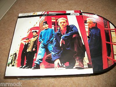 "East 17- Its Alright Picture Disc Vinyl 7"" 45Rpm Ps"