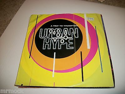"Urban Hype- Trip To Trumpton Vinyl 7"" 45Rpm Ps"