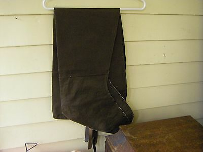 Pair of Size L Hip Fishing Waders Used but in Good Condition