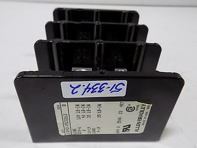 Allen Bradley Fuse Holder Block 600V 350 Amp 1492-Pd3263 Series B