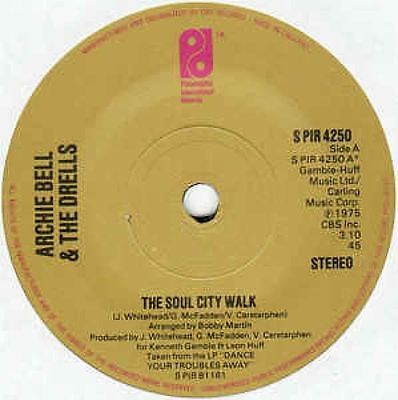 The Soul City Walk 7 : Archie Bell & The Drells