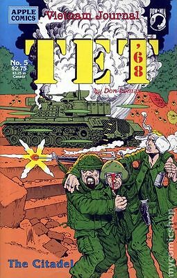 Vietnam Journal Tet '68 (1992) #5 FN 6.0