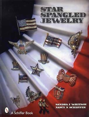 Star Spangled Costume Jewelry Collector Guide Vintage Patriotic Flags Eagles Etc