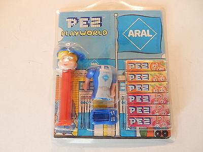 Pez Play World Aral Boy