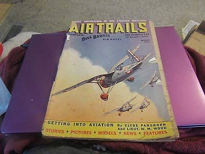 March 1937 Air Trails Magazine
