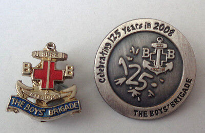 125 Years In 2008  Boys Brigade   Badges & Other