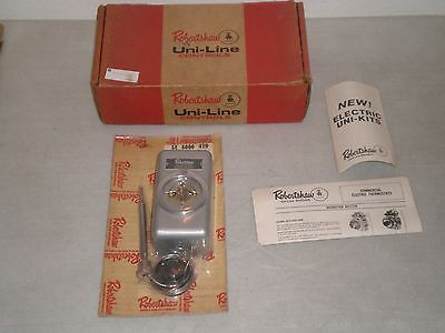 New! Robertshaw SE 5000 410 Commercial Electric Thermostat 200-400F Free Ship