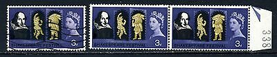1964 Shakespeare 3d positional variety 11/5