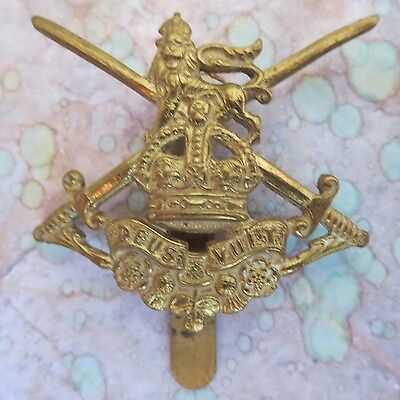The Infantry Training Battalions British Army/Military Hat/Cap Badge