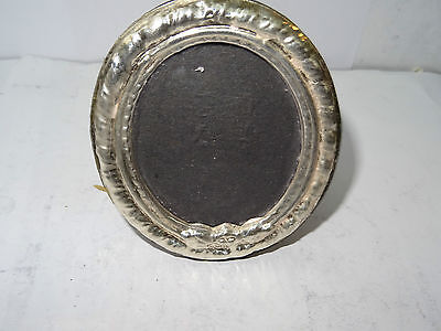 Vintage Sterling Silver Small Photo Frame