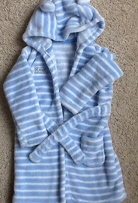 Snuggly dressing gown 12-18 mths in excellent condition