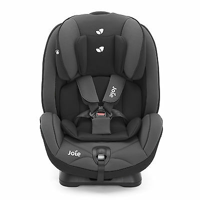 New Joie Stages Ember Grey Group 0+/1/2 Car Seat 2 Way Facing Baby Carseat