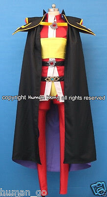 Slayers Lina Inverse Cosplay Costume Size M Human-Cos