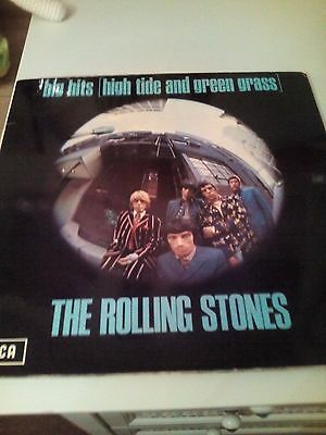 rolling stones big hits high tide green grass lp mono