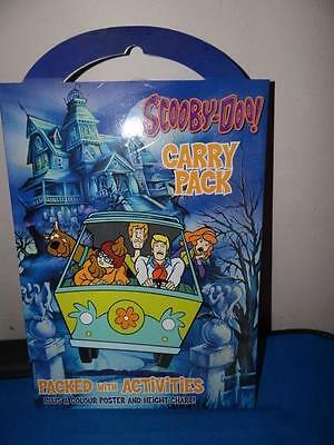 Scooby Doo Carry Pack New
