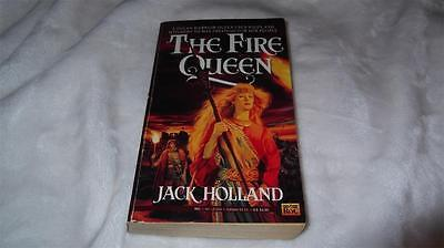 Fire Queen by Jack Holland (Paperback, 1992)