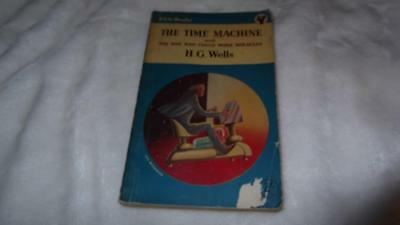 The Time Machine with The Man Who Could Work Miracles by H.G Wells From 1953