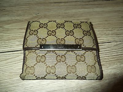 Classic Brown Gucci Purse - 100% Genuine