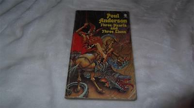 Three Hearts and Three Lions by Poul Anderson Paperback From 1974