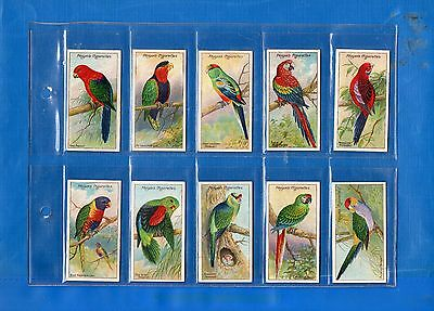 *NATURE SERIES*Full Set of 50+Sleeves-Players-1908-V/G