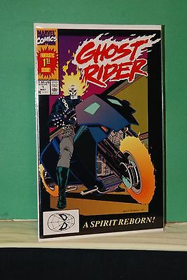 GHOST RIDER #1 NM, 1st Danny Ketch as Ghost Rider, Direct, Marvel Comics 1990