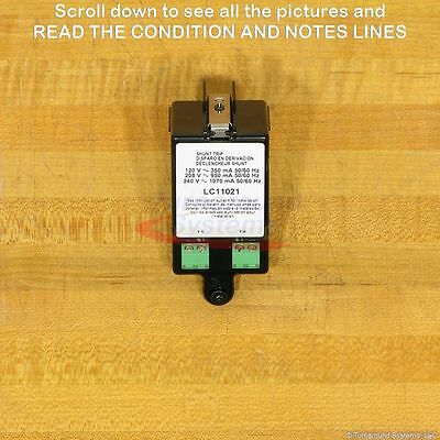 Square D LC11021 120-240 VAC Shunt Trip For LC Frame Breakers, NEW!