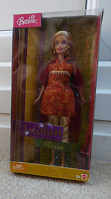 Barbie Expressions of India Collectors Edition Doll Indian Diva Rare Gift