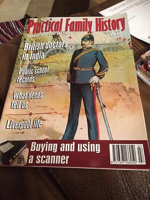 Practical Family History July 2003