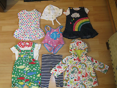 Baby Girls Clothes Bundle Age 3-6 Months Mothercare-Little Bird-Next+Swimsuit