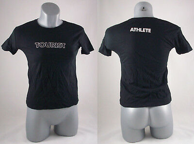 ATHLETE Tourist promo skinny fit t-shirt - new (small)