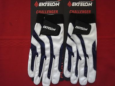 TWO RIGHT EXTRA LARGE (XL) EKTELON CHALLENGER 2016 Racquetball Glove
