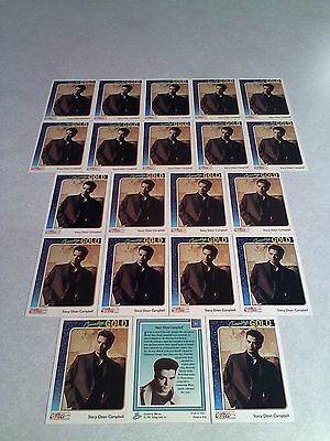 *****Stacy Dean Campbell*****  Lot of 21 cards