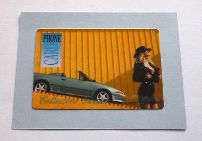 Glamour Model - Collectors Edition  /////  £2 Un-Used Phonecard ..