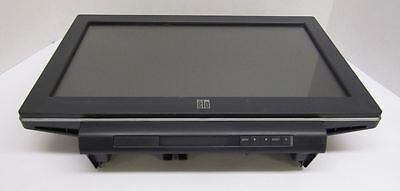 """ELO Touchsystems 19C2 19"""" AIO Retail POS System 4GB Windows 7 Pro Emb *NO HDD*"""