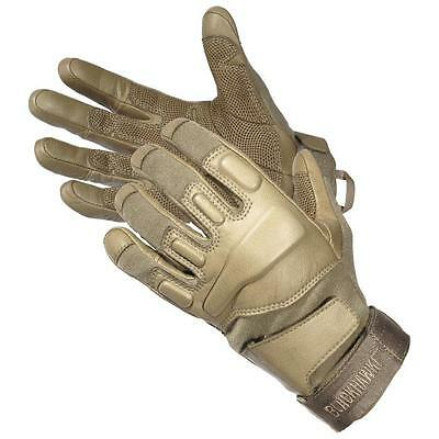 BLACKHAWK Coyote Tan S.O.L.A.G. NOMEX XXLg Assault Gloves -8114XXCT- New In Pkg