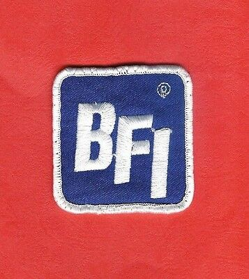 BFI Waste Management Patch 2 1/2 in x 2 1/2 in