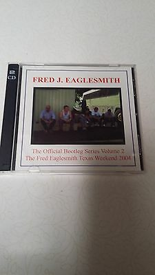 Fred Eaglesmith Bootleg Series Volume 2 Autographed CD