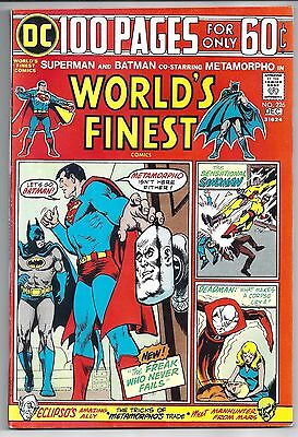 """World's Finest #226 (1974) FN/VF  DC 100 Pages  """"Deadman""""  Neal Adams - Kirby"""