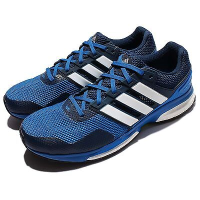 adidas Response Boost 2 M II Blue Navy Mens Running Shoes Sneakers B33486