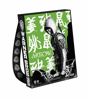 Sdcc 2015 Comic-Con Green Arrow Swag Bag Backpack Comicon Exclusive Dc New