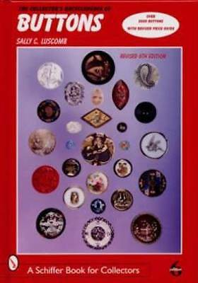 3000+ Buttons ID book Bakelite Cameo Enamel Glass