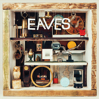 EAVES What Green Feels Like 2015 vinyl 2-LP + MP3 deluxe edition SEALED/NEW