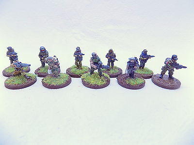 15mm Sci Fi ADVENTURERS / CHARACTERS x10 Superbly Painted Traveller 37250