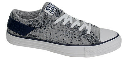 CONVERSE CHUCK TAYLOR CT Band Ox Mens Low Trainers Dolphin