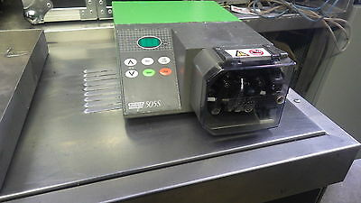 Watson Marlow 505S Peristalitic pump 240v fully working order see my other lab