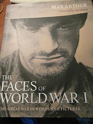A book the faces of world war 1 military history